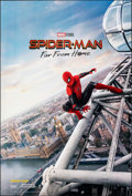 "Movie Posters:Action, Spider-Man: Far from Home (Sony, 2019). Rolled, Very Fine+. International One Sheet (27"" X 40"") DS Advance. Action.. ..."
