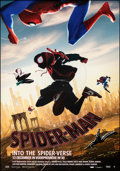 "Movie Posters:Action, Spider-Man: Into the Spider-Verse (Sony, 2018). Rolled, Very Fine/Near Mint. Dutch Poster (27.5"" X 39.25"") DS Advance. Actio..."