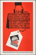 "Movie Posters:Drama, Advise & Consent (Columbia, 1962). Folded, Fine+. One Sheet (27"" X 41""). Saul Bass Artwork. Drama.. ..."