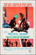 "Movie Posters:Academy Award Winners, In the Heat of the Night (United Artists, 1967). Folded, Fine+. One Sheet (27"" X 41""). Academy Award Winners.. ..."