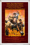 """Movie Posters:Science Fiction, The People That Time Forgot (American International, 1977). Folded, Fine/Very Fine. One Sheet (27"""" X 41""""). Science Fiction...."""