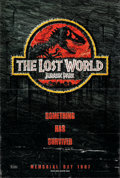 "Movie Posters:Science Fiction, The Lost World: Jurassic Park (Universal, 1997). Folded, Fine+. One Sheet (26.75"" X 39.75"") DS Advance. Science Fiction.. ..."