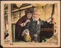 """Movie Posters:Western, The Frontier Trail (Pathe Exchange, 1926). Fine-. Lobby Card (11"""" X 14""""). Western.. ..."""