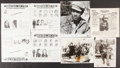 Miscellaneous Collectibles:General, 1933-74 Famous Criminals Original News Photographs & FBI Wanted Posters Lot of 26....