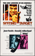 """Movie Posters:Thriller, Klute & Other Lot (Warner Bros., 1971). Rolled, Overall: Fine/Very Fine. Half Sheets (15) (22"""" X 28""""). Thriller.. ... (Total: 15 Items)"""