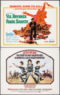 """Movie Posters:Western, Little Big Man & Other Lot (Cinema Center, 1971). Rolled, Overall: Fine/Very Fine. Half Sheets (13) (22"""" X 28""""). Western.. ... (Total: 13 Items)"""