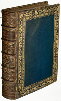 [Fore-Edge Painting]. Henry Wadsworth Longfellow. The Complete Poetical Works of Henry Wadsworth Longfellow. </...