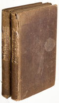 Books:Literature Pre-1900, [James Fenimore Cooper]. The Deerslayer. Or, the First War-Path. Philadelphia: Lea & Blanchard, 1841. First edit... (Total: 2 Items)