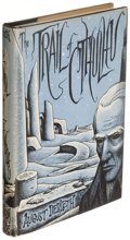 Books:Horror & Supernatural, August Derleth. The Trail of Cthulhu. Sauk City: Arkham House, 1962. First edition, one of 2,500 copies printed. This copy i...