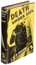 Books:Mystery & Detective Fiction, C. P. Snow. Death Under Sail. New York: The Crime Club, Inc., [1932]. First American edition.. ... (Total: 0 Items)