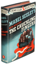 Books:Mystery & Detective Fiction, Mabel Seeley. The Chuckling Fingers. New York: The Crime Club, Inc., 1941. First edition. Laid-in is a signed aphorism by Se... (Total: 2 )
