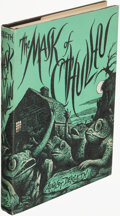 Books:Horror & Supernatural, August Derleth. The Mask of Cthulhu. Sauk City: Arkham House, 1958. First edition, one of 2,000 copies printed. In...