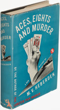 Books:Mystery & Detective Fiction, M. V. Heberden. Aces, Eights & Murder. New York: The Crime Club, Inc., 1941. First edition.. ...