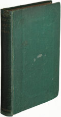 Books:Literature Pre-1900, Charles Dickens. Hard Times. For These Times. London: Bradbury and Evans, [circa 1870]. Reprint edition....