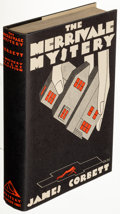 Books:Mystery & Detective Fiction, James Corbett. The Merrivale Mystery. New York: The Mystery League, Inc., 1931. First edition....