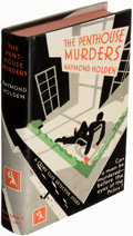 Books:Mystery & Detective Fiction, Raymond Holden. The Penthouse Murders. New York: The Crime Club, Inc., [1931]. First edition....
