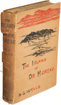 Books:Science Fiction & Fantasy, H. G. Wells. The Island of Doctor Moreau. London: William Heinemann, 1896. First edition.. ...