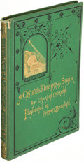 Books:Literature Pre-1900, Charles Dickens. A Child's Dream of a Star. With Illustrations by Hammatt Billings. Boston: Fields, Osgood, & Co., 1871. Fir...