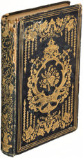 Books:Literature Pre-1900, [Edgar Allan Poe]. The Gift: A Christmas and New Year's Present. Philadelphia: Carey and Hart, 1843. First edition, with the...