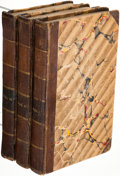 Books:Literature Pre-1900, [Sir Walter Scott]. The Antiquary. Edinburgh: Archibald Constable and Co., 1816. First edition.... (Total: 3 )