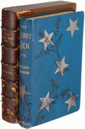 Books:Literature Pre-1900, Robert Louis Stevenson. The Merry Men and Other Tales and Fables. London: Chatto & Windus, 1887. First edition. . ...