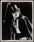 "Movie Posters:Horror, Fredric March in Dr. Jekyll and Mr. Hyde (Paramount, 1931). Fine+. Portrait Photo (8"" X 10""). Horror.. ..."