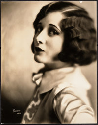 """Joan Crawford (c. Late-1920s). Very Fine. Portrait Photo (7.25"""" X 9.25""""). Melbourne Spurr Photography. Miscell..."""