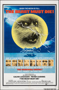 """Movie Posters:Horror, The Beast Must Die & Other Lot (Cinerama Releasing, 1974). Folded, Very Fine-. One Sheets (3) (27"""" X 41""""). Horror.. ... (Total: 3 Items)"""