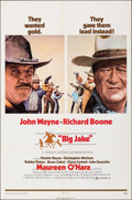 "Movie Posters:Western, Big Jake (National General, 1971). Folded, Very Fine-. One Sheet (27"" X 41""). Western.. ..."