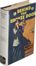 Books:Mystery & Detective Fiction, William Le Queux. Behind the Bronze Door. New York: The Macaulay Company, [1923]. First American edition.. ...