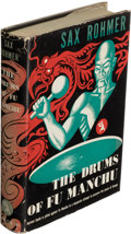 Books:Mystery & Detective Fiction, Sax Rohmer. The Drums of Fu Manchu. New York: The Crime Club, Inc., 1939. First edition.. ...