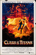 "Movie Posters:Fantasy, Clash of the Titans & Other Lot (MGM, 1981). Folded, Overall: Fine/Very Fine. One Sheets (3) (27"" X 41""). Greg & Tim Hildebr... (Total: 3 Items)"