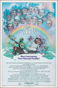 "Movie Posters:Musical, The Muppet Movie (Associated Film Distributors, 1979). Folded, Very Fine. One Sheet (27"" X 41"") Drew Struzan Artwork. Musica..."