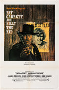 """Movie Posters:Western, Pat Garrett and Billy the Kid (MGM, 1973). Folded, Very Fine-. One Sheet (27"""" X 41""""). Western.. ..."""