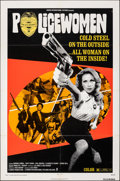 "Movie Posters:Exploitation, Policewomen & Other Lot (Crown International, 1974). Folded, Fine/Very Fine. One Sheets (2) (27"" X 41""). Exploitation.. ... (Total: 2 Items)"