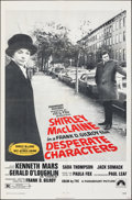 "Movie Posters:Drama, Desperate Characters (Paramount, 1971). Folded, Overall: Fine/Very Fine. One Sheets (5) Identical (27"" X 41""), Lobby Card Se... (Total: 15 Items)"
