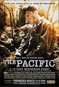 "Movie Posters:War, The Pacific (HBO, 2010). Rolled, Very Fine/Near Mint. Television One Sheets (3) (27"" X 40"") SS Advance, 3 Styles. War.. ... (Total: 3 Items)"