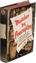Books:Mystery & Detective Fiction, Jonathan Stagge. Murder by Prescription. New York: The Crime Club, Inc., 1938. First edition.. ...