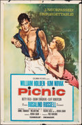 """Movie Posters:Drama, Picnic & Other Lot (Columbia, R-1961). Folded, Overall: Fine/Very Fine. One Sheets (4) (27"""" X 41""""). Drama.. ... (Total: 4 Items)"""