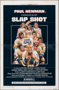 "Movie Posters:Sports, Slap Shot (Universal, 1977). Folded, Fine. One Sheet (27"" X 41"") Style A, Craig Nelson Artwork. Sports.. ..."