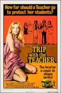 "Movie Posters:Sexploitation, Trip with the Teacher & Other Lot (Crown International, 1974). Folded, Very Fine-. One Sheets (3) (27"" X 41""). Sexploitation... (Total: 3 Items)"
