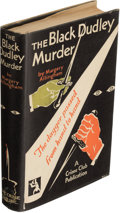Books:Mystery & Detective Fiction, Margery Allingham. The Black Dudley Murder. New York: The Crime Club, Inc., 1929. First American edition.. ...