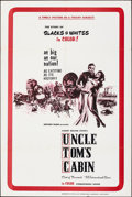 """Movie Posters:Drama, Uncle Tom's Cabin (Kroger Babb Attractions, 1969). Folded, Fine/Very Fine. First Release One Sheet (28"""" X 42""""). Drama.. ..."""