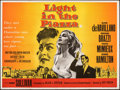 "Movie Posters:Romance, Light in the Piazza (MGM, 1961). Folded, Very Fine-. British Quad (30"" X 40""). Romance.. ..."