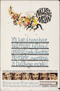 "Movie Posters:Musical, The Music Man (Warner Bros., 1962). Folded, Fine+. One Sheet (27"" X 41""). Musical.. ..."