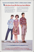"Movie Posters:Comedy, Sixteen Candles (Universal, 1984). Rolled, Very Fine+. One Sheet (27"" X 41""). Comedy.. ..."