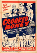 Movie Posters:Black Films, While Thousands Cheer (Toddy Pictures, 1940). Fine/Very Fi...