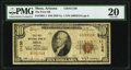National Bank Notes:Arizona, Mesa, AZ - $10 1929 Ty. 1 The First National Bank Ch. # 11130 PMG Very Fine 20.. ...