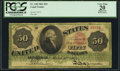 Fr. 148 $50 1862 Legal Tender PCGS Apparent Very Fine 20