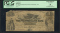 World Currency, Canada Bend of Petticodiac, NB- Westmorland Bank of New Brunswick $1 1.5.1856 Ch.# 800-10-08 PCGS Apparent Very Good 8....
